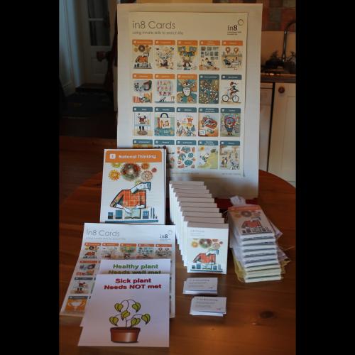 in8 Cards - Trainer's Starter Kit