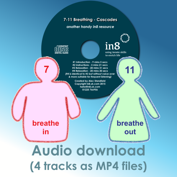 7-11 Breathing Audio CD and Download