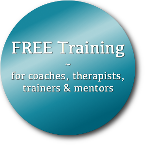 Free training for coaches, therapists, trainers & mentors from in8