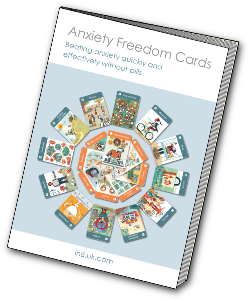 Anxiety Freedom Cards Book Download