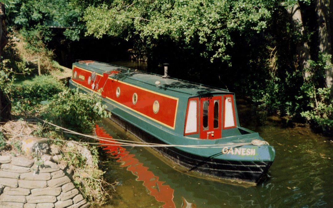 Sinking my narrow boat