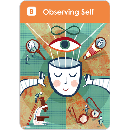 Seeing the bigger picture – Our Observing Self