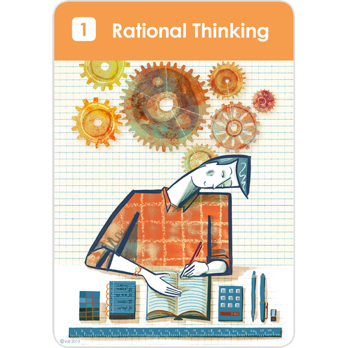Our innate resource: Rational Thinking