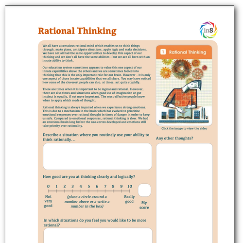 Is Rational Thinking one of your superpowers?