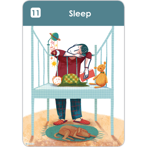 Why getting a good night's sleep matters